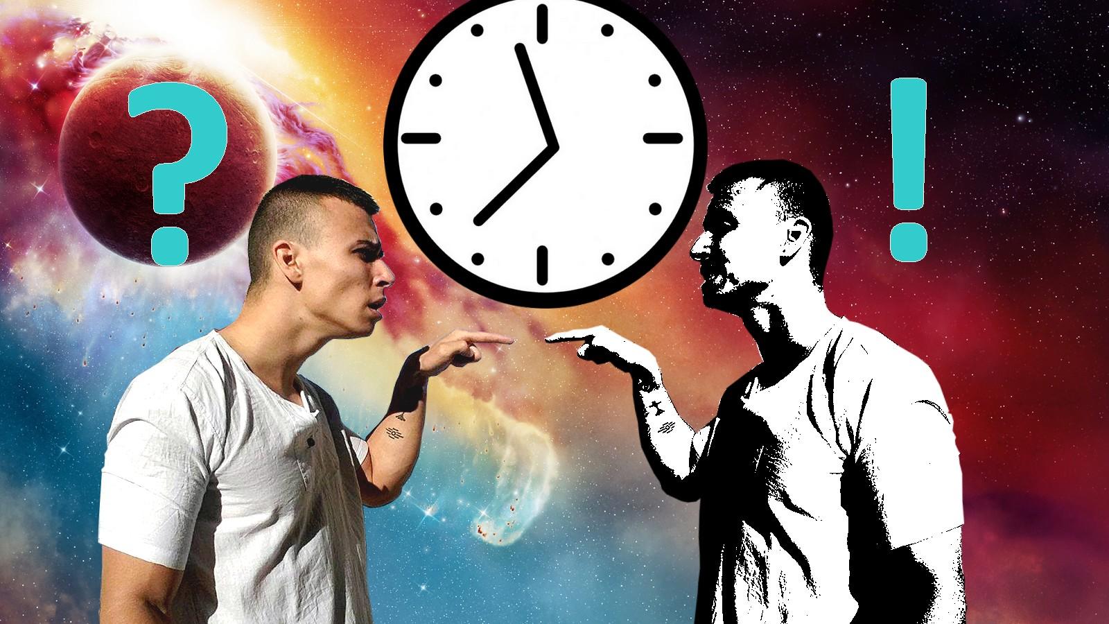 lois de l'univers stopper le temps stan carrey