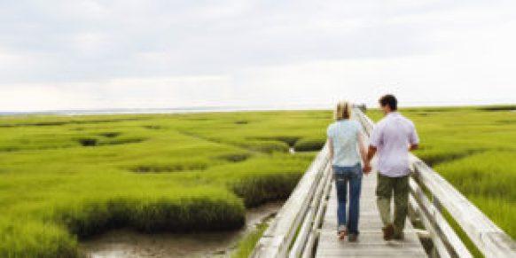 bonne santé se promener dans la nature