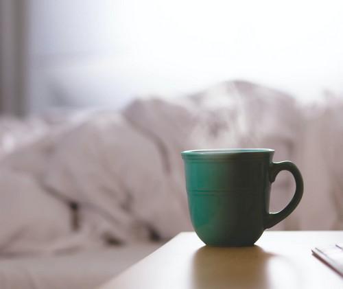 Méditation courte du matin