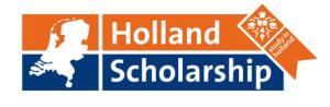 Holanda, Scholarship, Beca