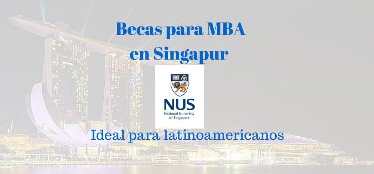 MBA Becas