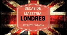 Becas para estudiar en Londres en UCL – Una de las mejores universidades del MUNDO