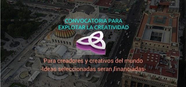 Convocatoria internacional para financiar ideas creativas