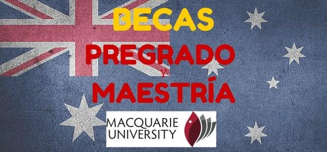Becas para maestría y pregrado en Sídney, Australia – No hay excusas para no estudiar