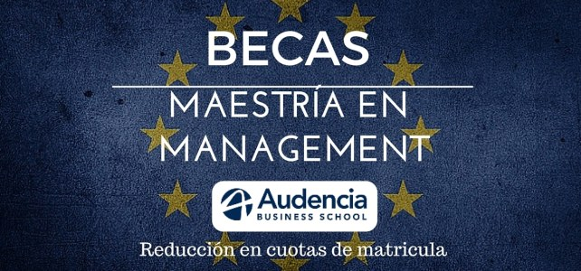 "Becas en Francia – ""International Master in Management""  MBA"