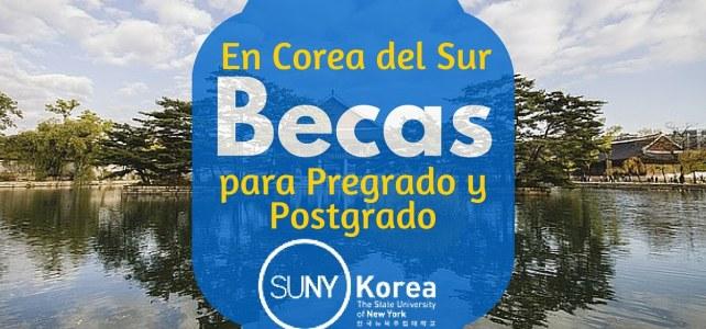 Viaja y estudia en Corea Becado – Ideal para Latinoamericanos