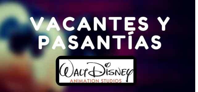 Vacantes y pasantías remuneradas en Walt Disney – Para ciudadanos del mundo