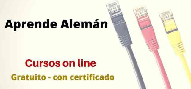 Aprende Alemán on line – Gratuito y con certificado. Ideal para viajeros