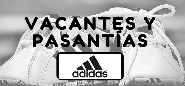 Vacantes y pasantías en Adidas