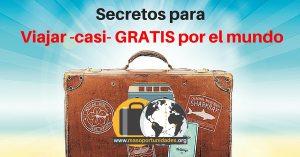 Viajar gratis