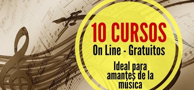 Ponte a toda con estos 10 cursos universitarios online gratuitos de Música