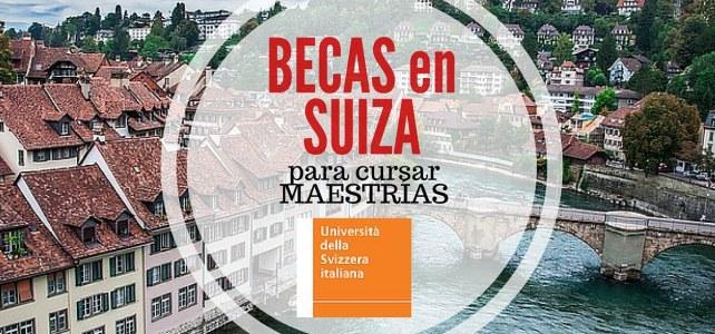 Becas para cursar maestrías en Economía, Comunicación, Arquitectura y más en Suiza – Para Latinoamericanos