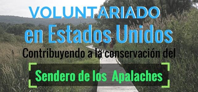 Voluntariado en el Sendero de los Apalaches en Estados Unidos