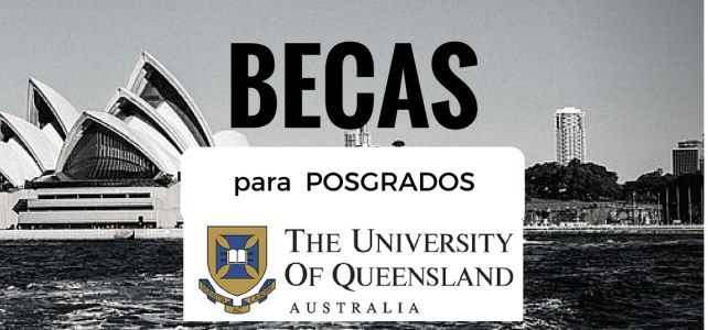 Becas para cursar posgrados en Australia – ideal para Latinoamericanos