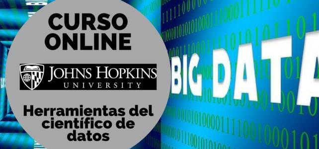 Curso online gratuito sobre data con la Universidad Johns Hopkins