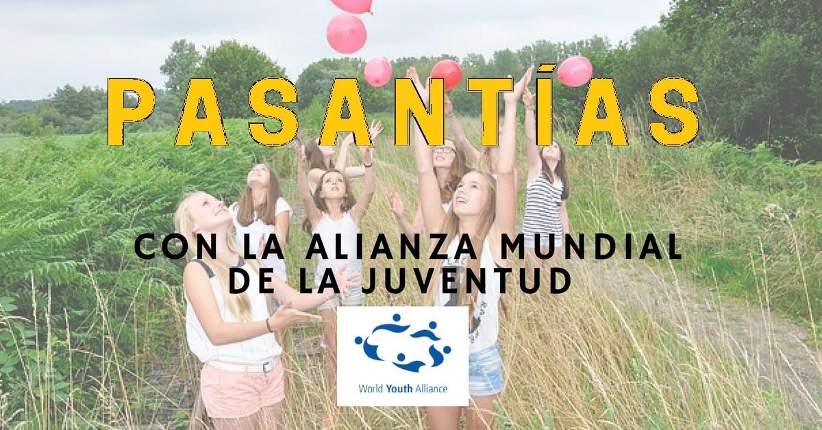 Programa de Prácticas con la Alianza Mundial de la Juventud - Más ...