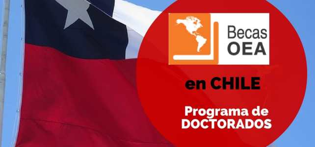Becas de programa de doctorado en Chile