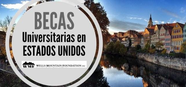 Becas en USA Well Mountain Foundation (wmf) para estudiantes de países en desarrollo – ideal para latinoamericanos