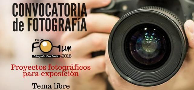 Becas para proyectos fotográficos