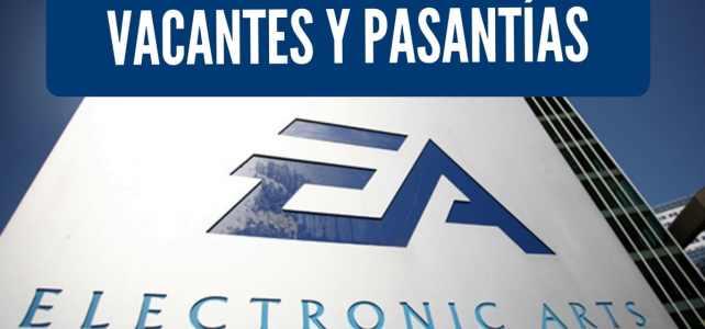 Vacantes laborales y pasantías con Electronic Arts – EA Sports