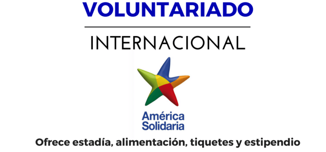 Voluntariado Profesional Internacional – Incluye todos los gastos de viaje !