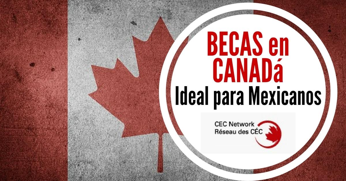 Becas Becas para estudiar en Canadá - Más Oportunidades