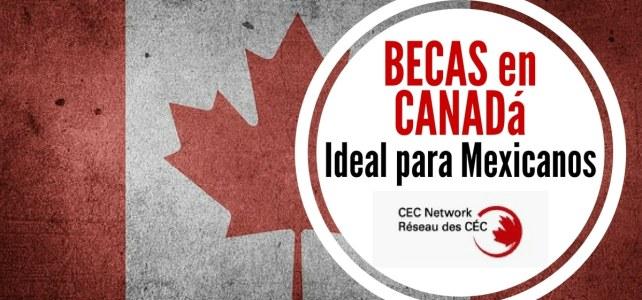 Becas Becas para estudiar en Canadá