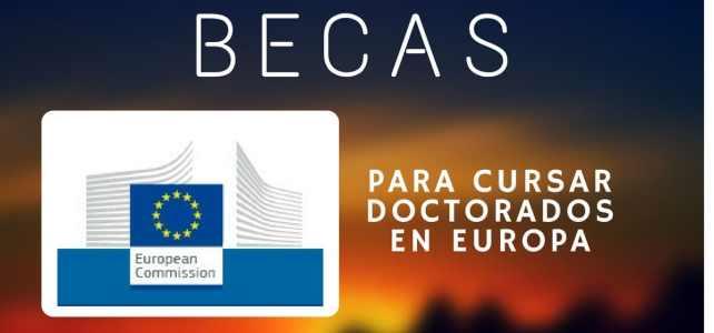 Becas Erasmus Mundus 2017 para cursar doctorados