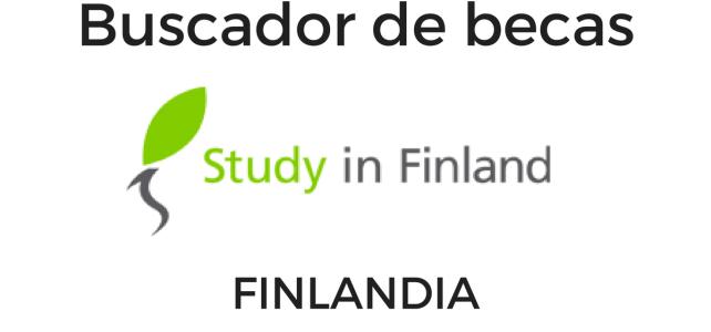 Becas en Finlandia