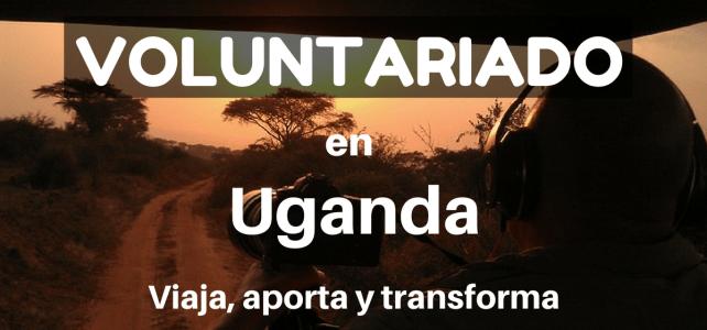 Voluntariado por la niñez en Uganda, África