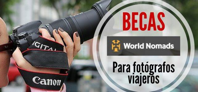 Becas World Nomads para fotógrafos viajeros
