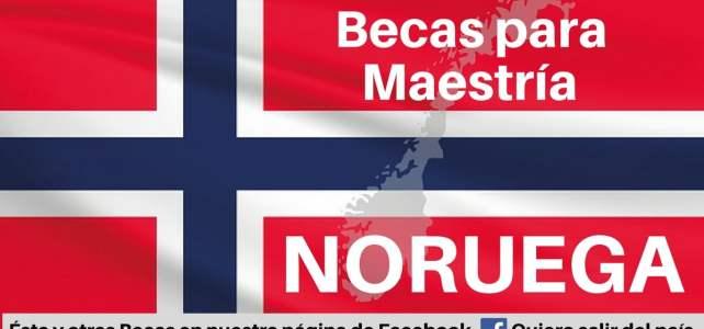 4 Becas diferentes para estudiar tú maestría en Noruega