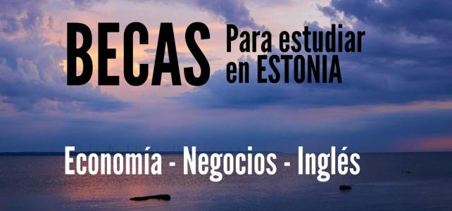 Becas en Estonia – al norte de Europa !