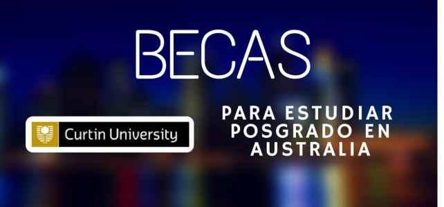 Becas para investigación de postgrado en Australia