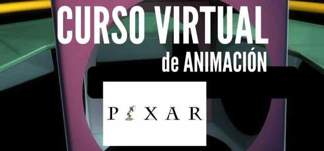 Curso online gratuito sobre animación con PIXAR