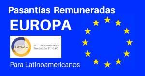 PASANTIAS REMUNERADAS EUROPA