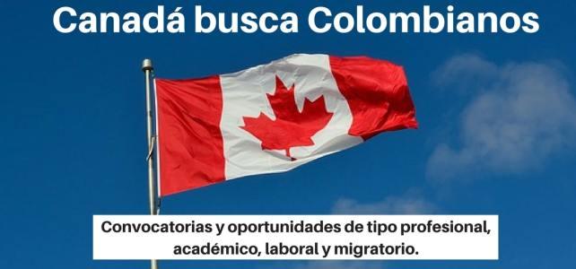 Gobierno de Québec busca colombianos que quieran trabajar, estudiar y vivir allá