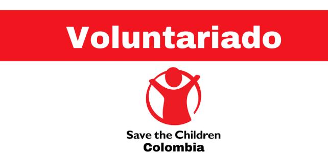 Voluntariados en  Save The Children