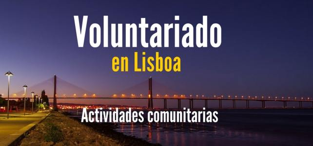 Voluntariado en Lisboa, Portugal