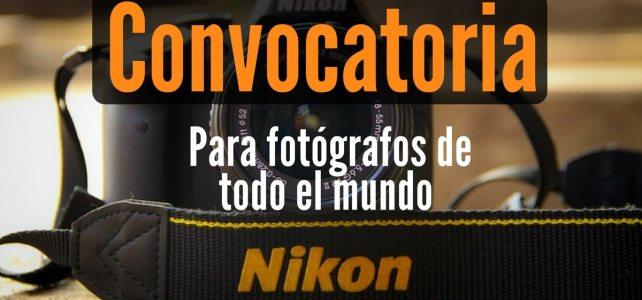 Busca tu mejor foto ! Convocatoria Nikon para fotógrafos de todo el mundo