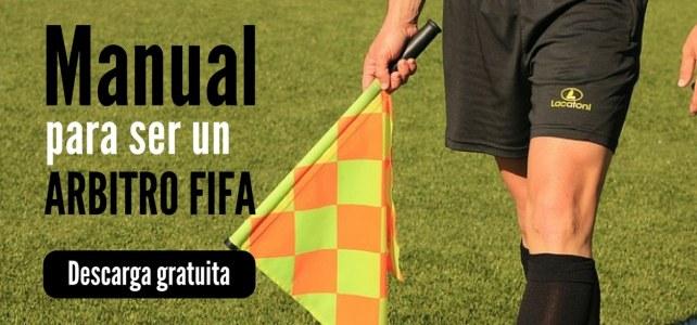 Manual para ser un árbitro FIFA. Descarga gratuita