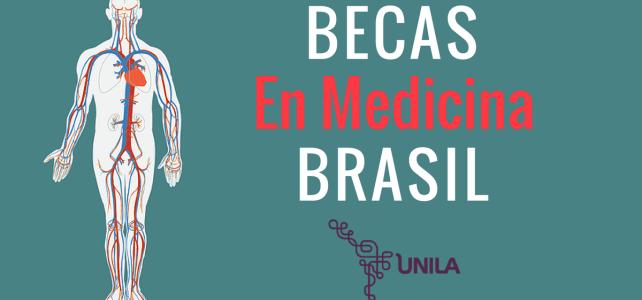 Becas de Medicina en Brasil