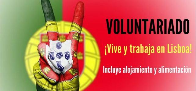 Pasa tu verano en Europa – Voluntariado en Lisboa