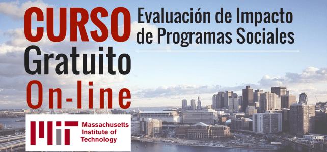 Curso en linea gratuito Evaluación de Impacto de Programas Sociales