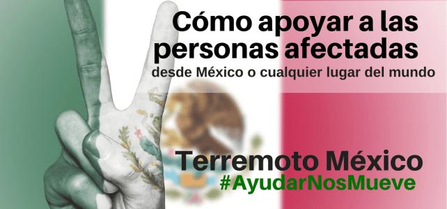 Cómo ayudar a las víctimas del terremoto en México