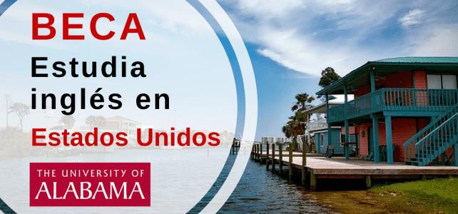 Beca para estudiar inglés en Alabama – Estados Unidos