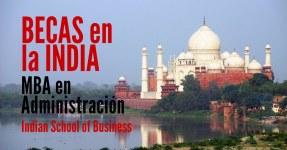Becas en la India para MBA en Administración