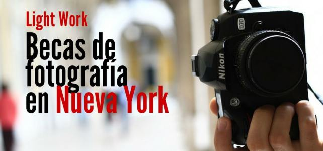Becas en Nueva York de fotografia a nivel mundial