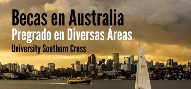 Becas en Australia para cursar Pregrado en Diversas Áreas en la University Southern Cross