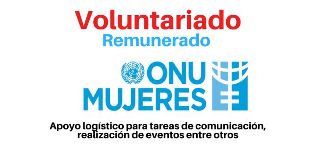 ONU Mujeres convoca a voluntarios y voluntarias